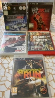Ps3 v good condition and price+ 13 cds