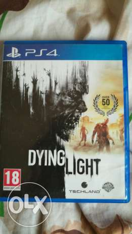 Dying light for sale or trade ktir ndife w 7lwe loc tripoli