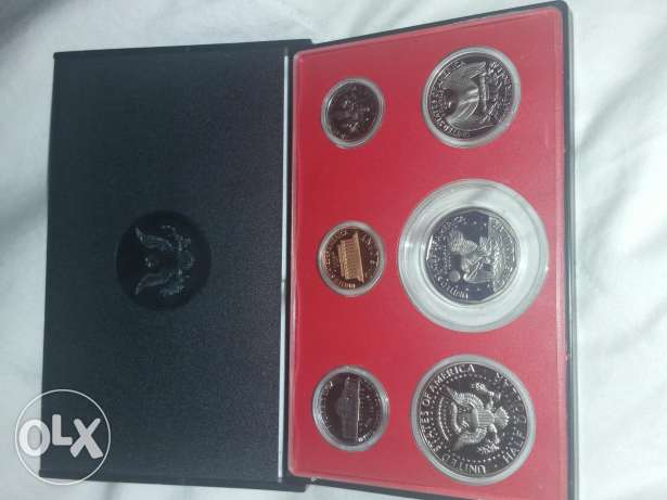 1979 United States coins mint proof set مصطبة -  3