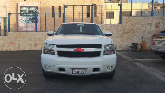 chevrole tahoe lt long 7 personne clean carfax