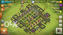 Clash of clans level 8