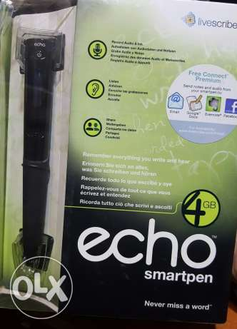 Echo smatpen with 4gb memory compatiblr with mac and windows