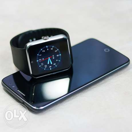 Smart watch gt08 (2 for 50$ free delivery) ساعة ذكيه