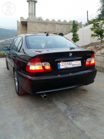 318 model 2003 bay3 bide3i tafar