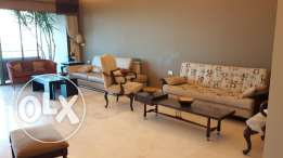 Furnished apartment for rent in Mansourieh
