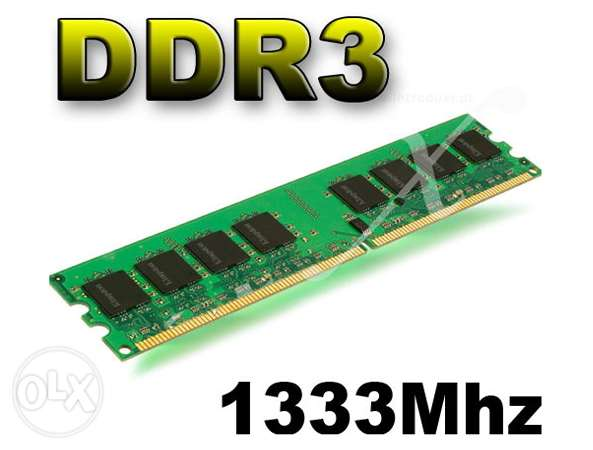 ram for desctop 1g ddr3 1333 new
