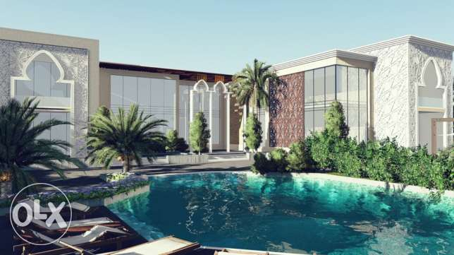 3d projects architectural visualization
