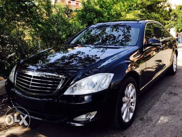 S350 mod 2008 as new ( special )