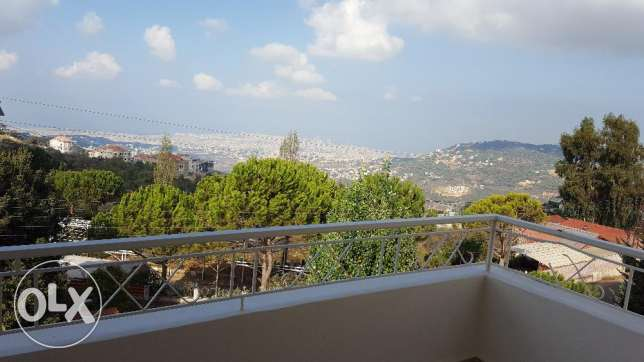 Beautiful Apartment for rent in Dhour el Abadiyeh عاليه -  1