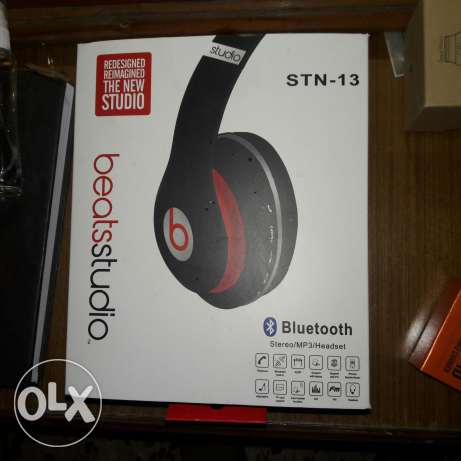 beats bluetooth head set