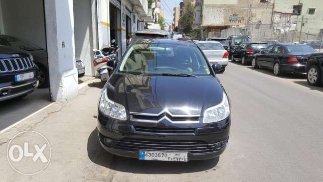 Citroen C4 2005 Black/Grey Automatic Full Options