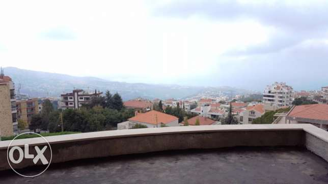 Ag/397/16 Duplex in Ballouneh for Sale 150m2 + 100m2 Roof + 40m2 Terra