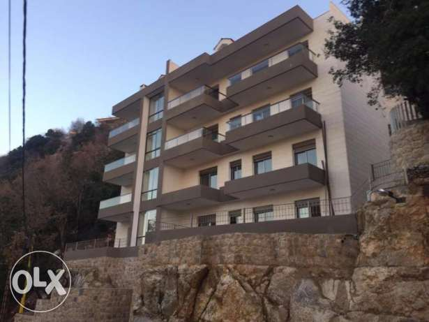 new apartment bikfaya naas, never used, extremely nice location.