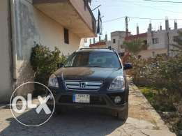 crv 2005 ex 4 well ndif ktir