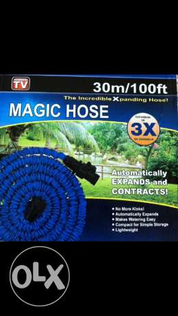 Magic hose 30 m