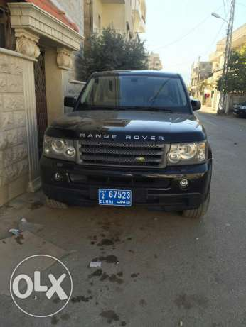 Land rover 2009 sport clean carfax black special edition شتورة -  4