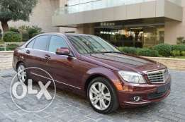 Mercedes C300/ 100,000 KM BAS/Mod. 2008/ Full, super Ndife !!