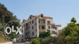 198m2 luxurious apartment with 140m2 terrace in Jeita