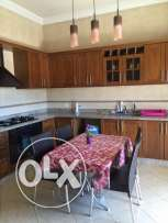 fully furnished apartment in a prime location