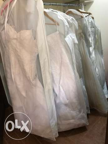 Wedding STORE CLOSING CLEARANCE (Dresses and accessories)