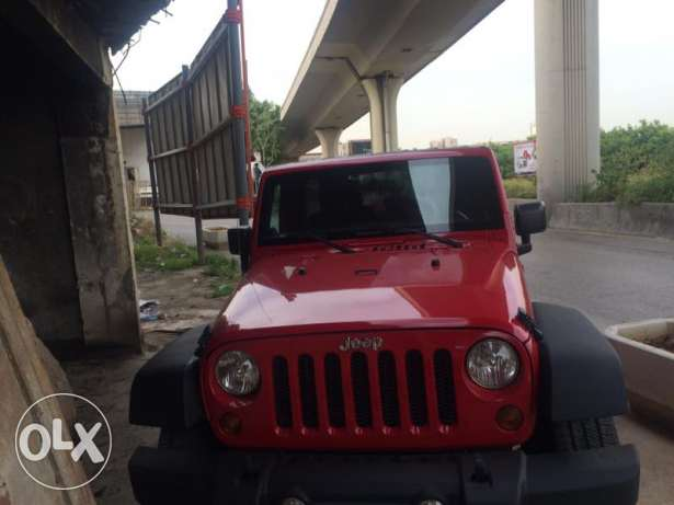 Jeep wrangler 2011 super