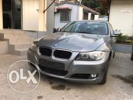 320i Gray/Black 2011 For Sale