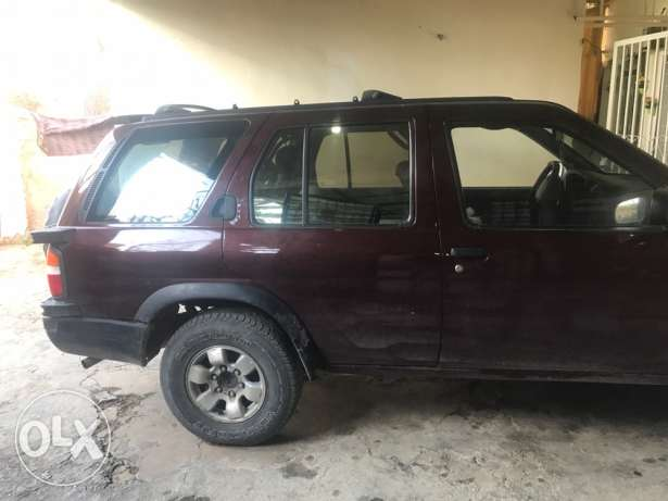 jeep pathfander 1997