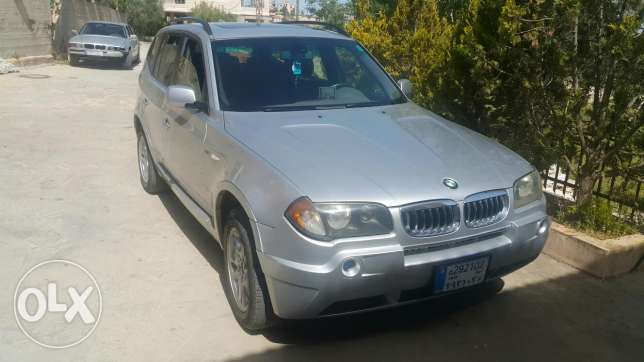 Bmw x3 2004 super 5are2