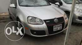 Golf gti dsg 2007 clean car fax