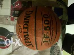 Spalding tf 500 gold used 1 day only