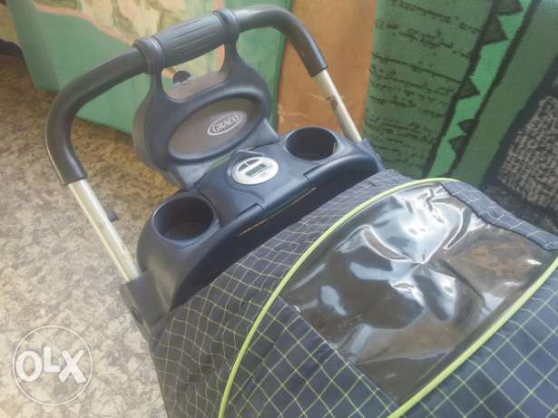 Graco trolley فرن الشباك -  1
