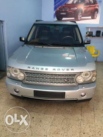 Range rover vogue super clean sherke lobnanye
