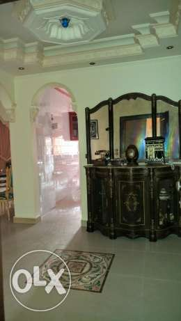 house has chic furniture and decoration عرمون -  2