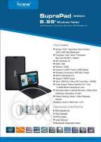 """Iview 9"""" Windows 10 with lather case and Bluetooth keyboard"""