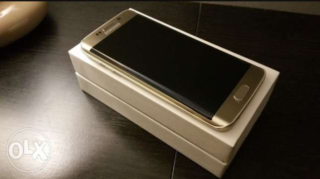 S6 edge gold ma srlou shi mst3ml فؤاد شهاب -  1