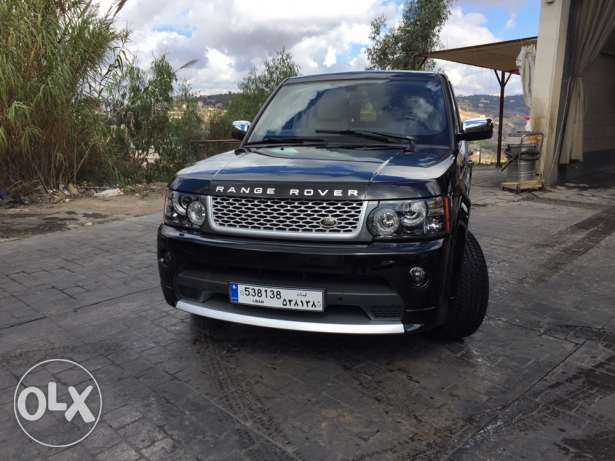 swiss import range rover sport super charged