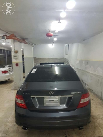 C300 look AMG clean car fax خلدة -  2