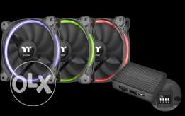 Thermaltake Riing 14 RGB Radiator Fan TT Premium Edition