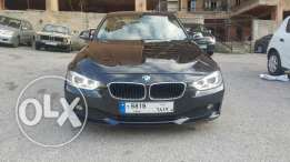 BMW 320/2012 one owner only 39000km new look full sunroof and camera