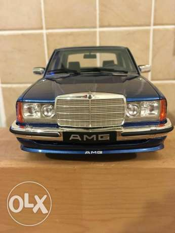 Mb diecast car collection 1/18