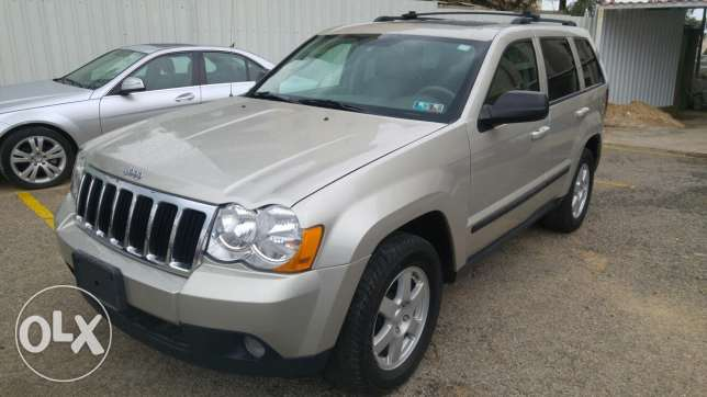 Cherokee 2008 full options 4x4 for sale