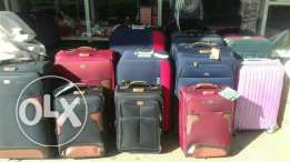 Travel bags all sizes