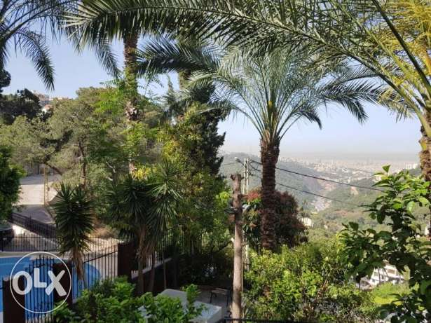 900 m2 villa for sale in Bsalim (sea view, pool) Hot Deal
