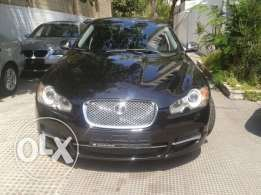 Jaguar XF V6 look R