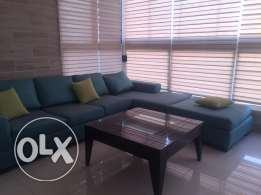 Furnished in Jal El Dib/Bkennaya for rent