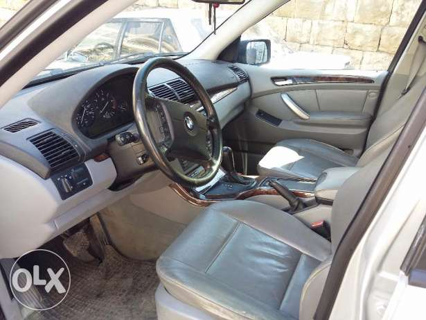 BMW X5 very clean عاليه -  6