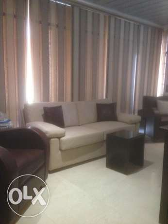 AMH173,Furnished apartment for rent in Achrafieh, 170 sqm, 4th Floor.