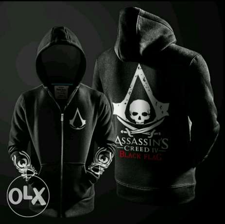 Assassins creed Winter autumn special hoodie