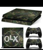 Military skin bas skin ya3ne cover lal ps4