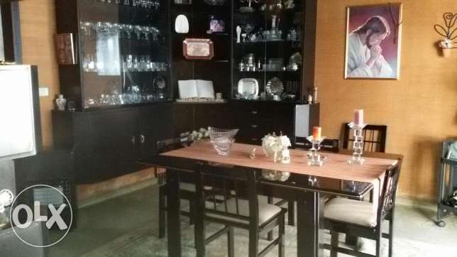 Appartement at hareth sakher jounieh for rent